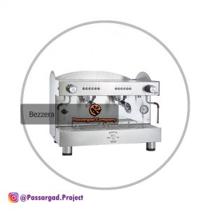 اسپرسوساز بیزرا مدل B2016 و 2 گروپ BEZZERA B2016 DE 2GR espresso machine