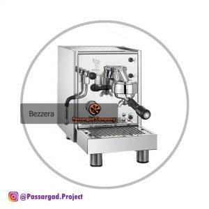 اسپرسوساز بیزرا مدل bz09 و BEZZERA BZ 09 espresso machine