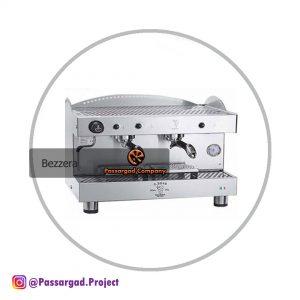 اسپرسوساز بیزرا مدل c2016 و 2 گروپ BEZZERA C2016 2GR espresso machine