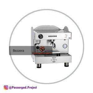 اسپرسوساز بیزرا مدل B2016 تک گروپ BEZZERA B2016 DE 1GR espresso machine