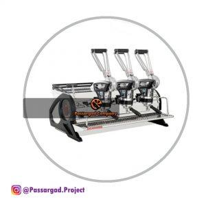 اسپرسوساز مارزوکو سه گروپ Marzocco Leva S 3 Group Espresso Machine