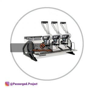 اسپرسوساز لامارزوکو لوا سه گروپ La Marzocco Leva X 3 Group Espresso Machine