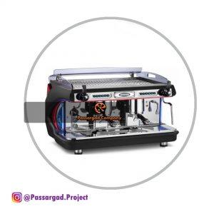 اسپرسوساز رویال سینکرو دو گروپ ROYAL SYNCHRO T2 2GR espresso machine