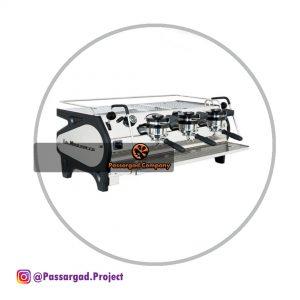 اسپرسوساز مارزوکو سه گروپ La Marzocco Strada EE 3 Group Espresso Machine