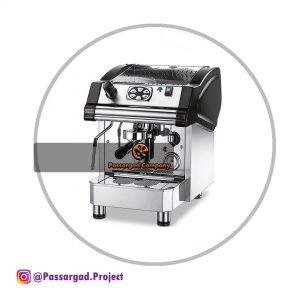 اسپرسوساز رویال تک گروپ اتوماتیک تک نیکا Royal TECNICA espresso machine