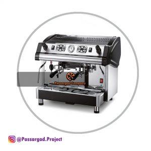 اسپرسوساز رویال دوگروپ اتوماتیک تک نیکا مدل Royal TECNICA 2 Group Espresso Machine