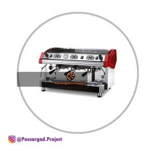 اسپرسو ساز رویال سه گروپ اتوماتیک تک نیکا مدل Royal TECNICA Espresso Machine 3 Group