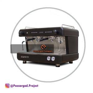 اسپرسوساز کنتی مدل cc200 و conti cc200 espresso machine