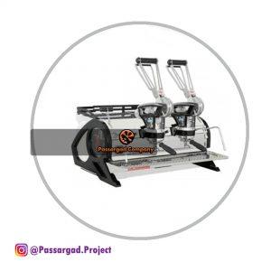 اسپرسوساز مارزوکو دو گروپ Marzocco Leva S 2 Group Espresso Machine