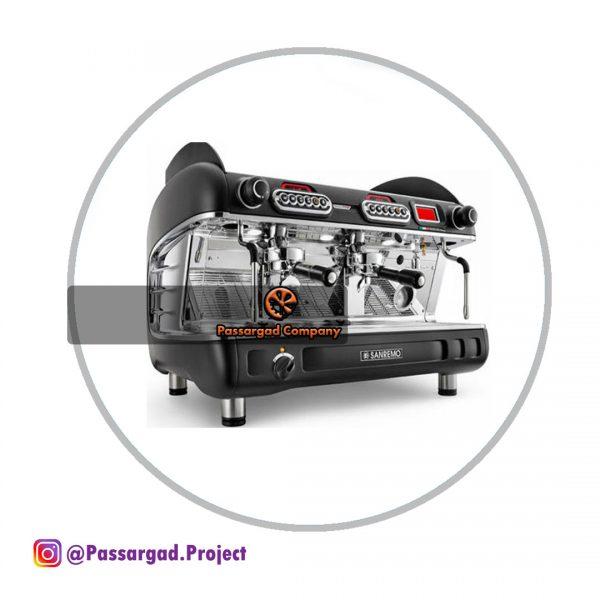 اسپرسو ساز سن رمو مدل ورونا ار اس SANREMO Verona RS ESPRESSO MACHINE