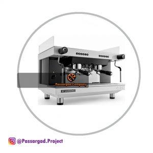 اسپرسوساز سن رمو مدل زویی دو گروپ اتوماتیک SANREMO ZOE 2 GROUP espresso machine