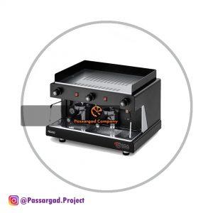 اسپرسوساز دو گروپ وگا مدل پگاسو نیمه اتوماتیک Wega Pegaso espresso machine