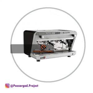 اسپرسو ساز وگا مدل آی اُ ۲ گروپ اتوماتیک – Wega IO 2 group espresso machine