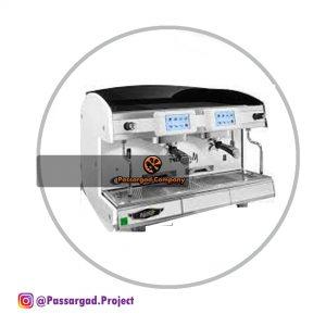 اسپرسو ساز وگا مدل مای کانسپت دو گروپ Wega My Consept espresso machine