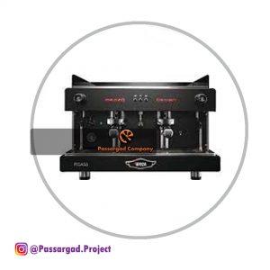 اسپرسوساز دو گروپ وگا مدل پگاسو اتوماتیک Wega Pegaso espresso machine