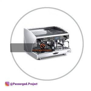 اسپرسو ساز وگا مدل پولاریس۲ گروپ اتوماتیک Wega Prolaris 2 group espresso machine