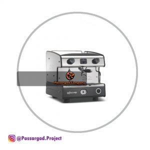 اسپرسو ساز لاسپازیاله مدل S2 تک گروپ استیل LASPAZIALE S2 Espresso Machine