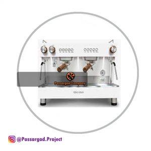 اسپرسوساز اسکاسو مدل باریستا تی زیرو 2 گروپ ascaso barista T ZERO 2 GR espresso machine