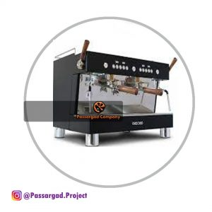 اسپرسوساز اسکاسو مدل باریستا تی وان 2 گروپ ascaso barista T one 2gr espresso machine