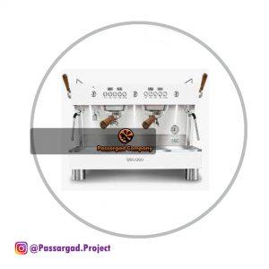 اسپرسوساز اسکاسو مدل باریستا تی پلاس ۲ گروپ ascaso barista T plus ۲ group espresso machine