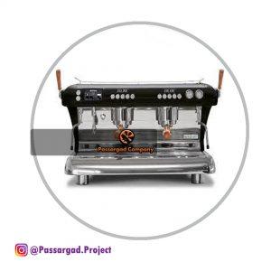 اسپرسوساز اسکاسو مدل بیگ دریم ۲گروپ ascaso big dream 2 group espresso machine