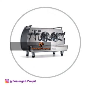 اسپرسوساز ویکتوریا مدل ادونیس دو گروپ victoria Adunis espresso machine