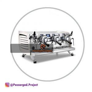 اسپرسو ساز ویکتوریا اردوینو مدل ایگل 3 گروپ victoria arduino Black Eagle 3 group espresso machine