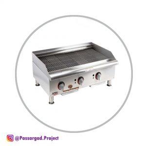 گریل ذغالی رومیزی ۹۰ سانتی APW ساخت امریکا